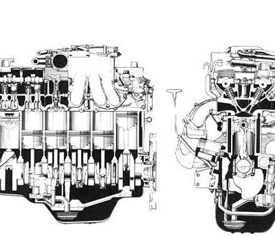 Das Kühlsystem des Toyota Supra MA70...