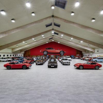 Exklusivartikel zur Eröffnung von Toyota Collection