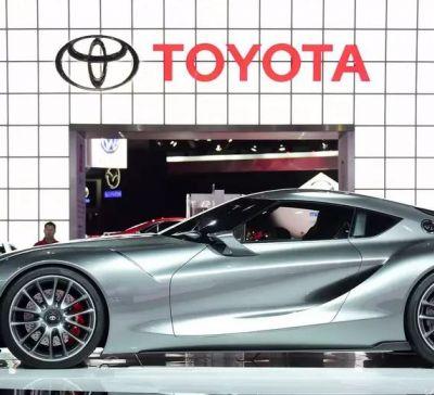 Wird der neue Toyota Supra einen anderen Namen tragen?