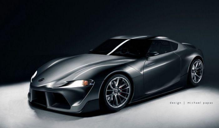 Neuer Toyota Supra erstmalig den Händlern vorgestellt