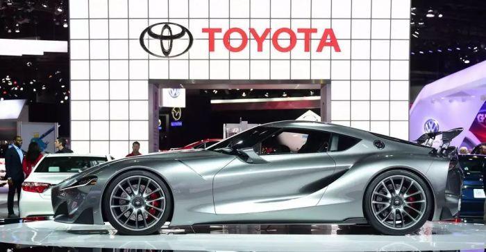 Wird der neue Toyota Supra einen anderen Namen tragen?...