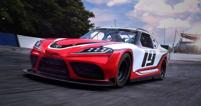 Toyota Supra zurück im Motorsport...