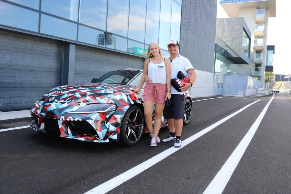 Unsere Probefahrt und ausführlicher Test des neuen 2019 Toyota Supra A90...
