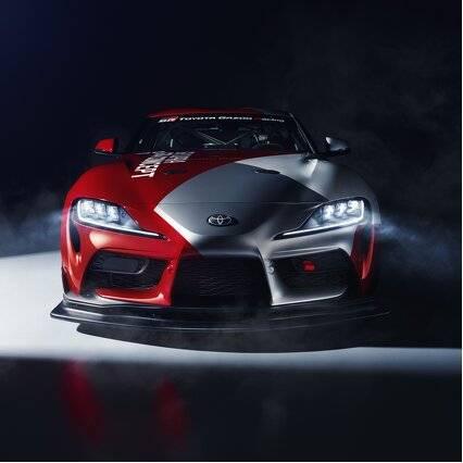 Weltpremiere für Toyota GR Supra GT4 Concept...