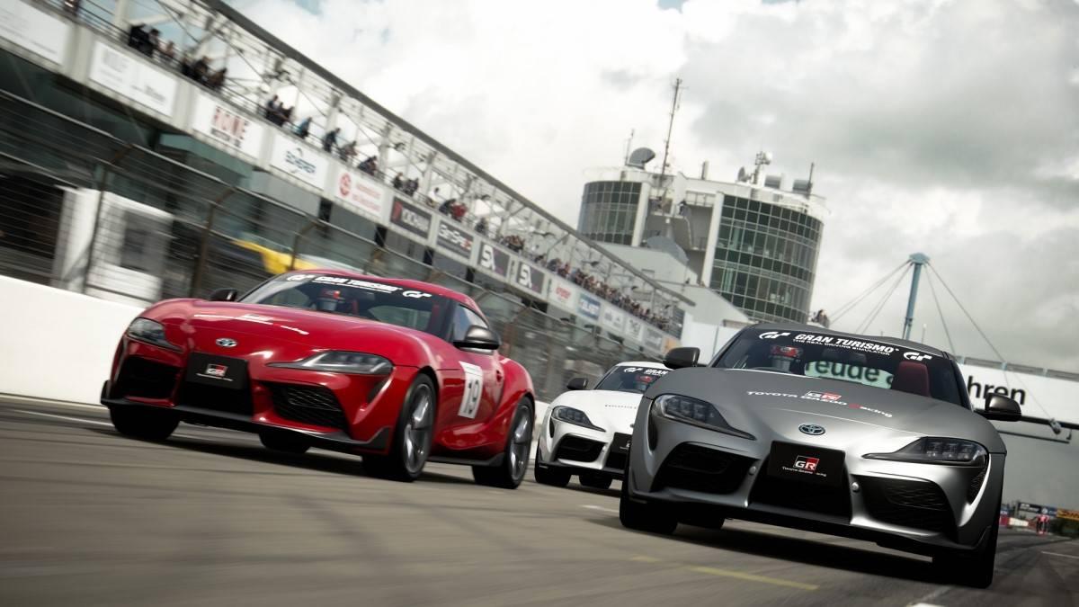 Wer ist der schnellste Supra Fahrer auf der PS4?...