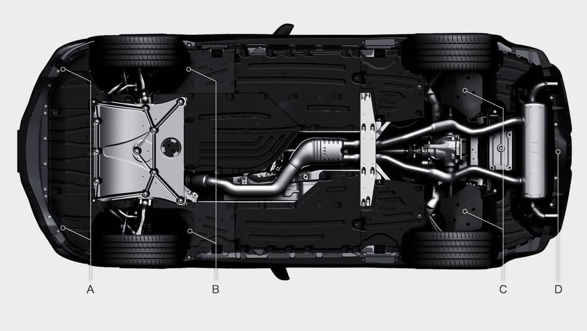 Toyota Supra A90 Modellvarianten ( RZ, SZ-R, SZ )...