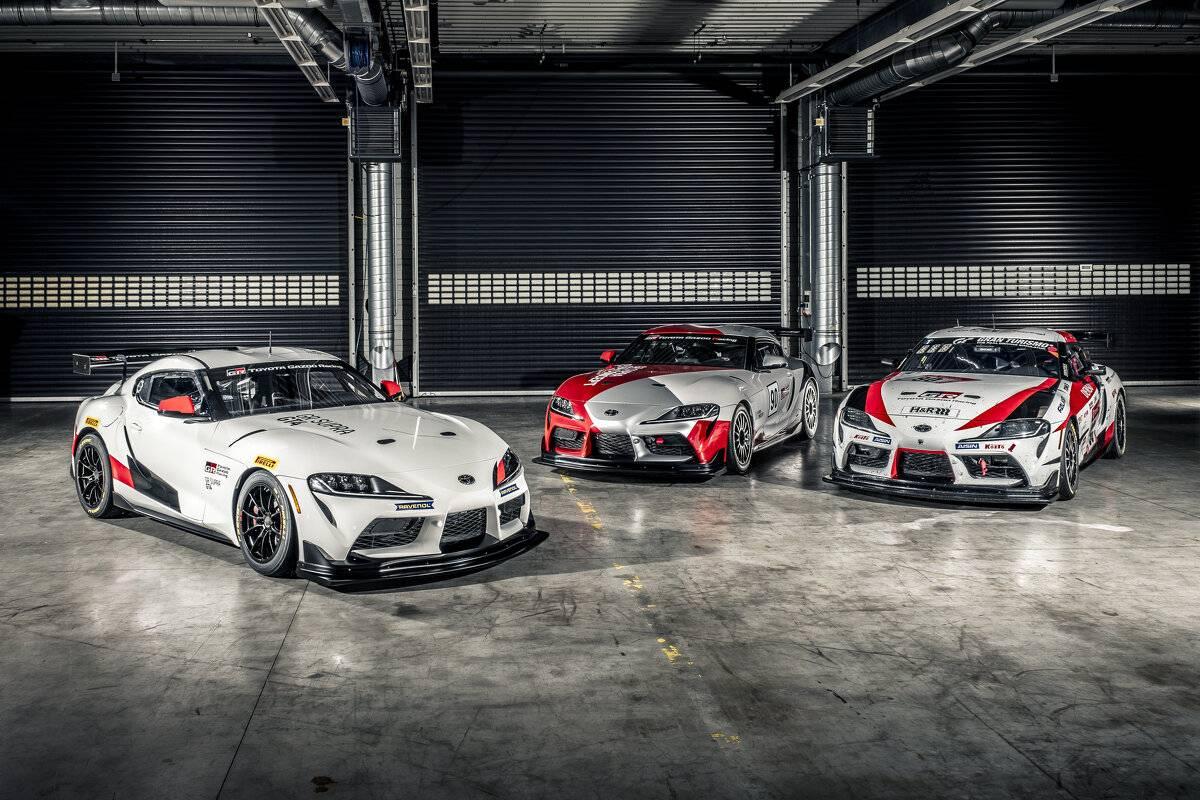 Serienfertigung des Toyota GR Supra GT4 ab 2020