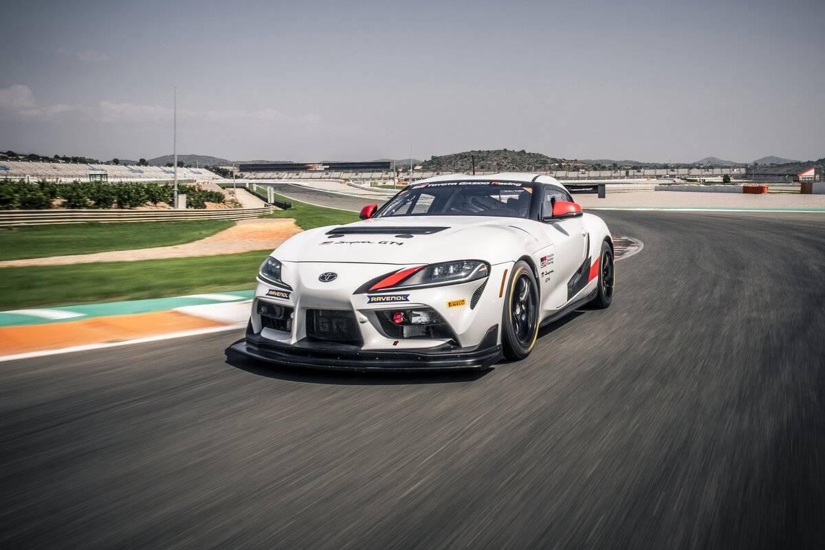 Start zur neuen Motorsportsaison: Preis und Specs zum Toyota GR Supra GT4 nun bekannt