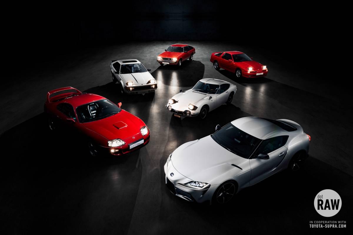 Toyota Supra Community - Das Treffen der Generationen