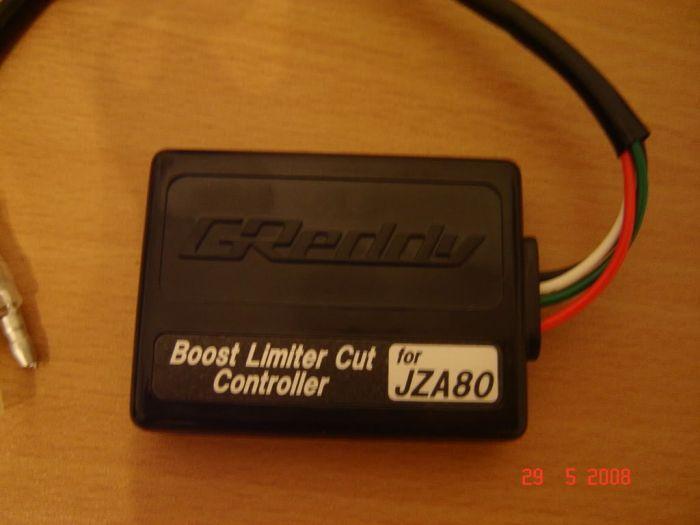 Einbau GReddy Boost Cut Controller (BCC)
