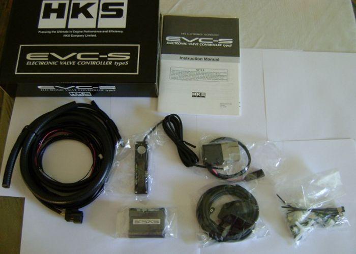 Boostcontroller HKS EVC-S - Einbau + Setup