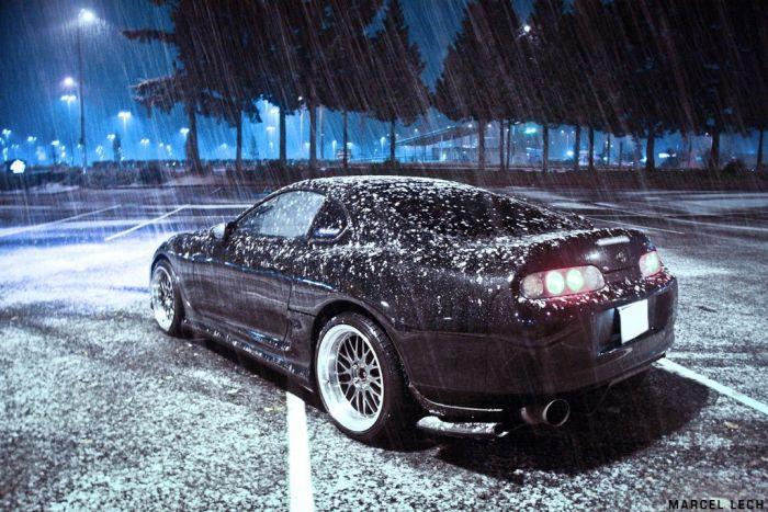 Winterschlaf fürs Auto: So macht Ihr eure Supra winterfest