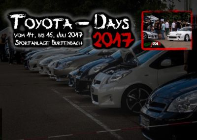 ⁣Toyota Day`s 2017