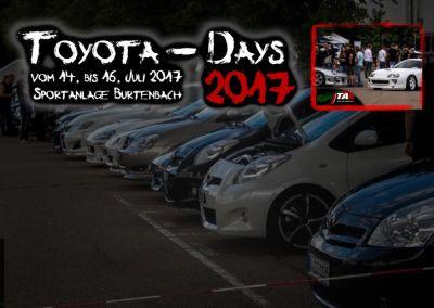 Toyota Day`s 2017