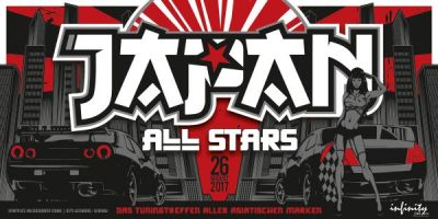 Japan All Stars - ⁣Liebenau