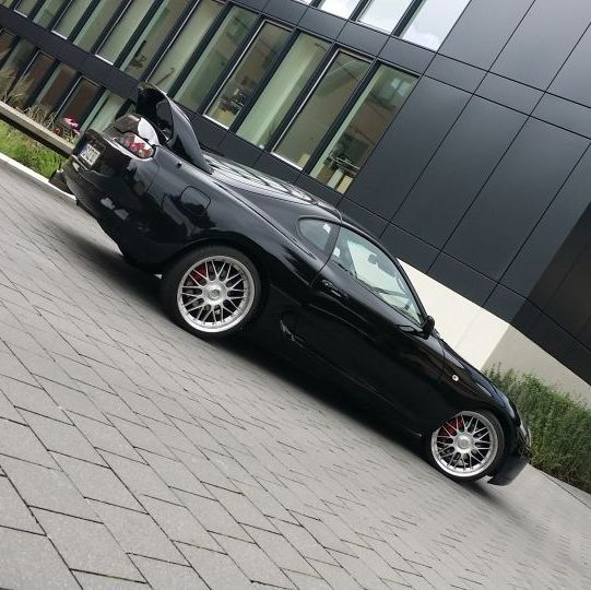 Meine Toyota Supra MKIV EU Spec