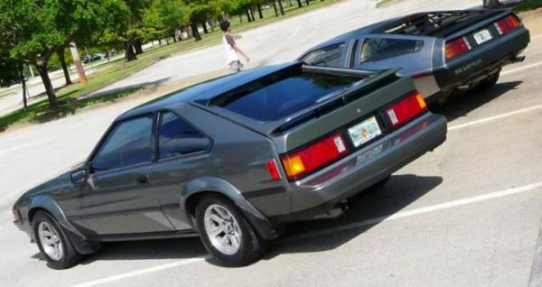 How often do people get confused when they see your Celica Supra?