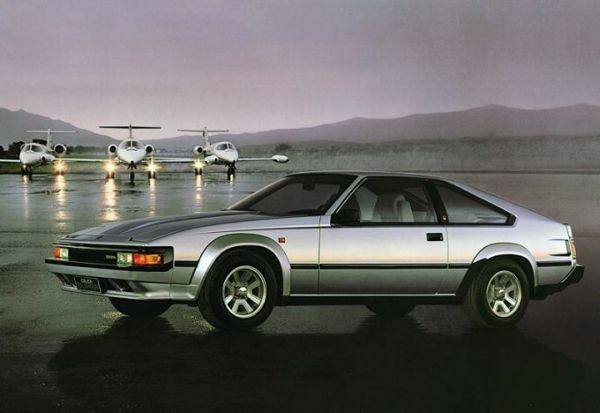 1983 Toyota Celica Supra 2.8i MkII