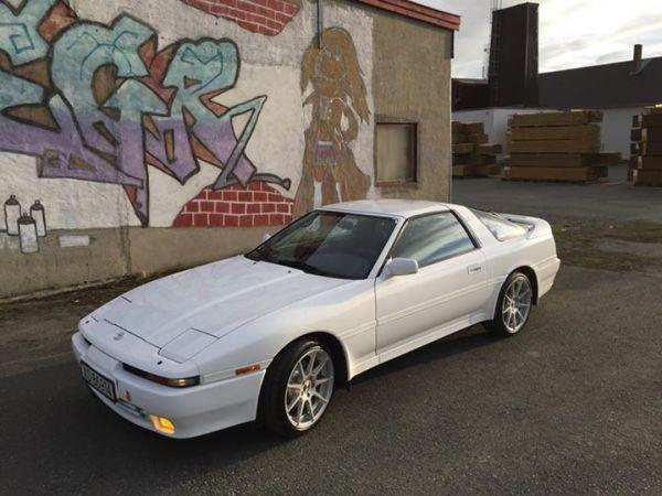 My 92 mk3 Turbo.