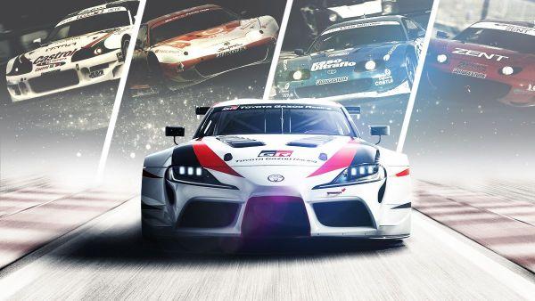 Wer erinnert sich noch an die JGTC, später der Super GT Rennserie? Was war es immer ein Kampf: Supra vs. Skyline