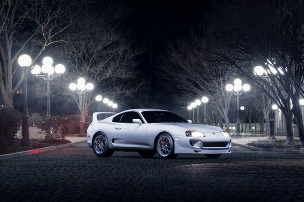 For Sale!  1995 Toyota Supra SE (LS2 Swapped)