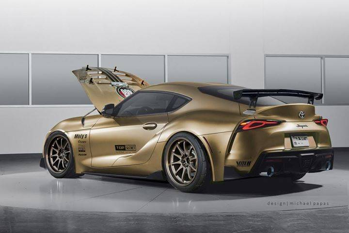 ... last one. TopSecret Supra A90 Really cool Photoshop #Toyota #SupraA90