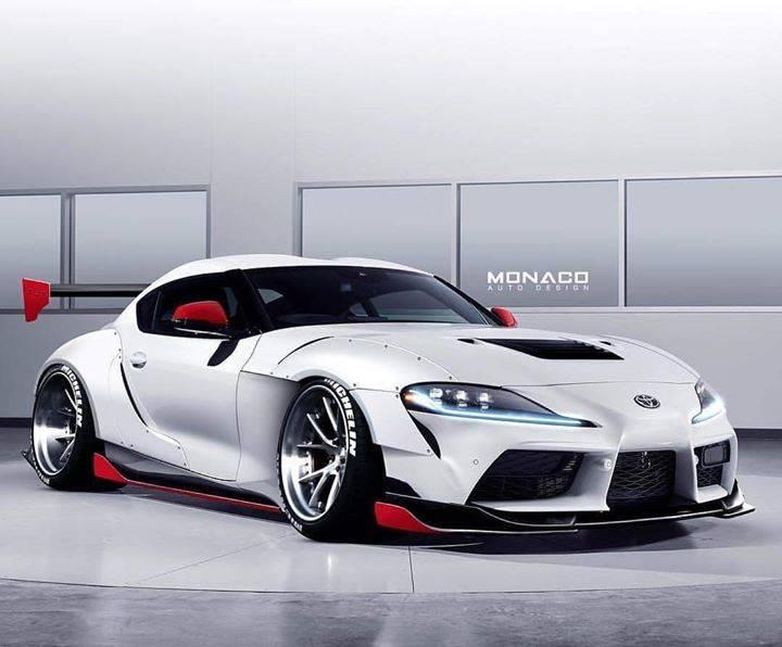 Seriosly, the tuning scene will love the new Supra A90 #Toyota #Supra #SupraA90