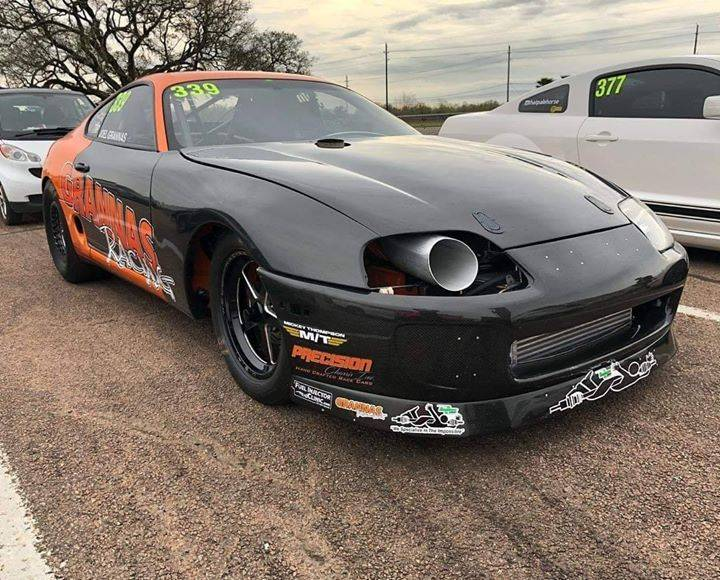 New 6 Speed Manual Supra Record 7.68 with 200mph