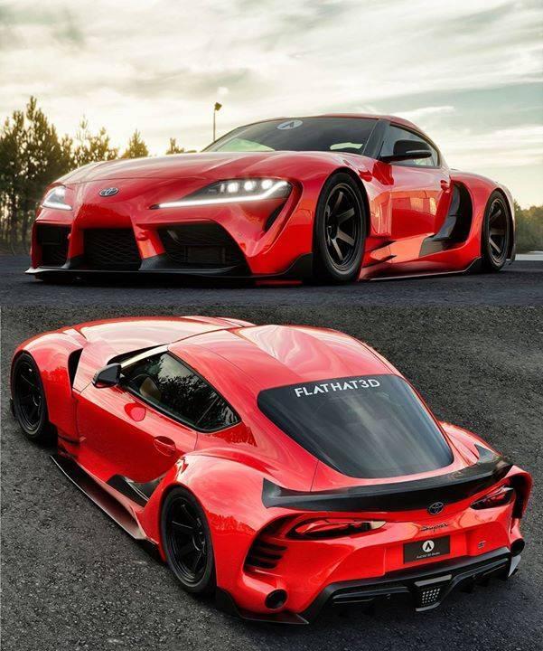 #Toyota #Supra #SupraA90