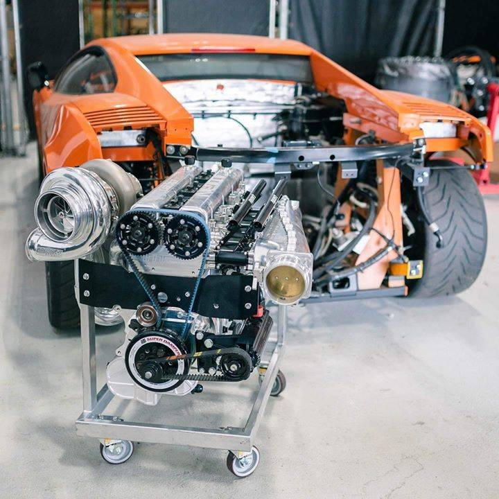 What's going on here then.. 🤔 Via: @titanmotorsports