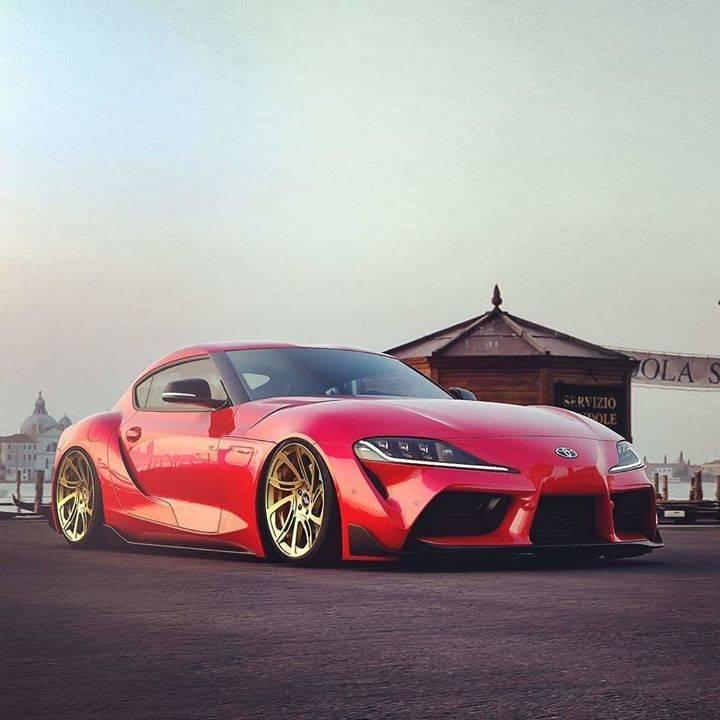 Love it 😍 #Toyota #Supra #SupraA90
