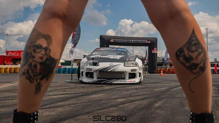 Photo of TeamRSDesign Shooting zum Reisbrennen 2019 mit Rocky und unserer Turbo-Supra by SLC280.