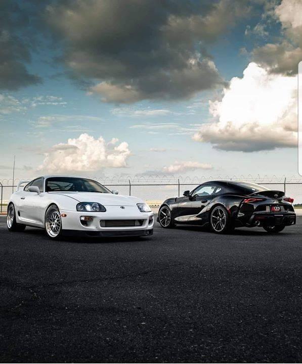 Just beautiful ❤️ #Toyota #Supra #SupraA90 #SupraMKV #SupraMK5