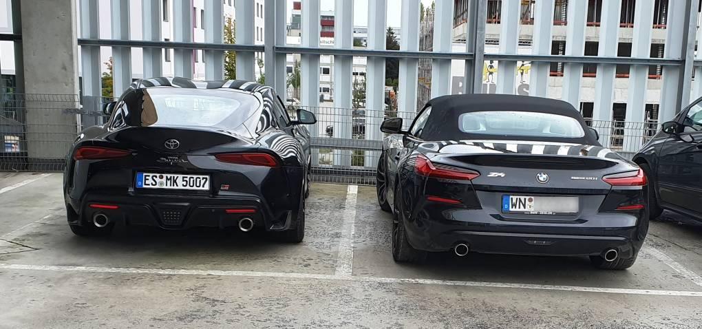 ...BMW Z4 20i - 197PS