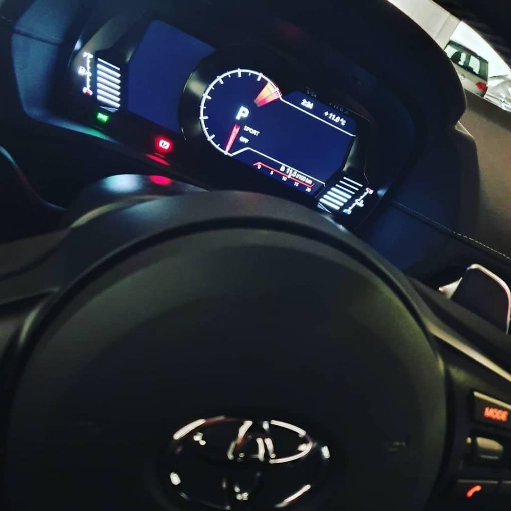 #toyota #supra #interior #interiortoyotasupra #cockpit #supramkv #supramk5 #grsupra #a90supra #trd #zupra #toyotasupramkv #instacar #carporn #sportscar #supraa90 #toyotasupramk5 #hrsprings #germancar #japancars #tuning #tuningcars #a90 #bmw