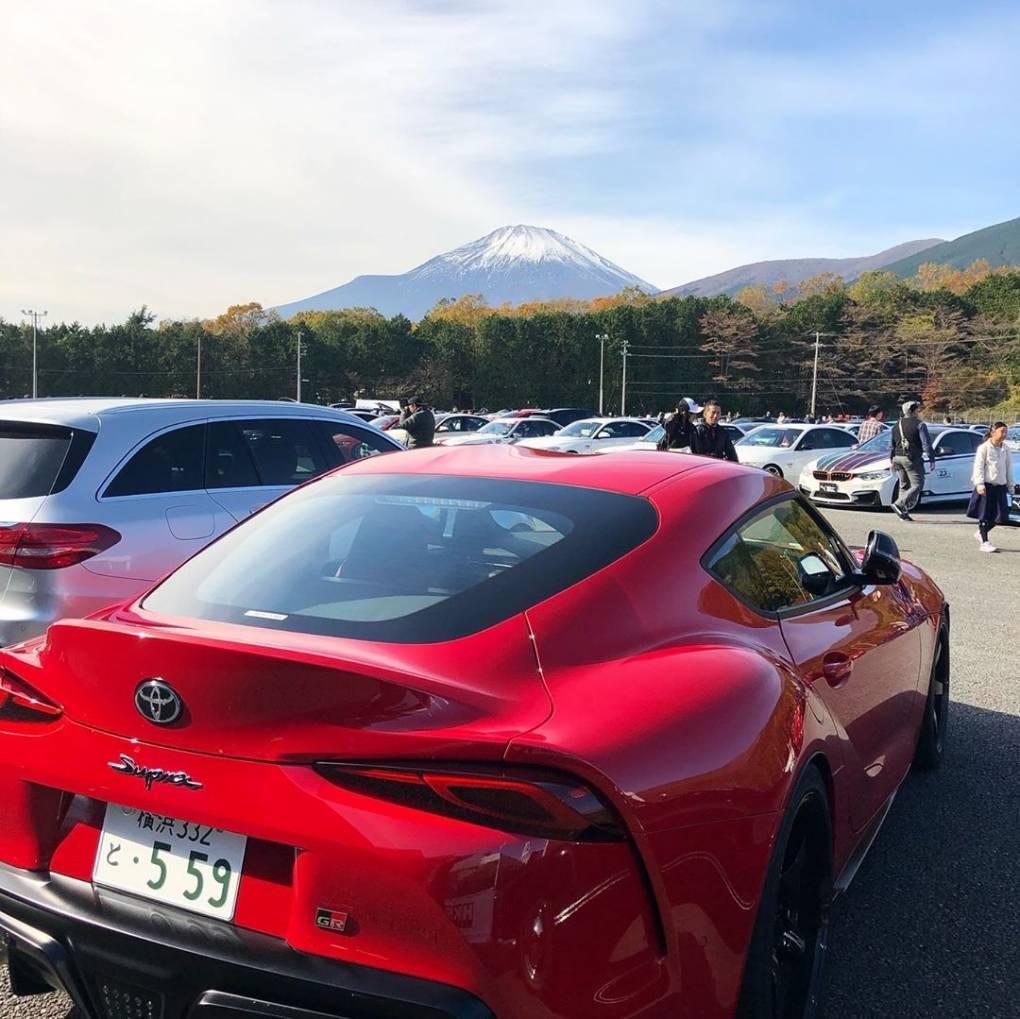 puma 富士スピードウェイ