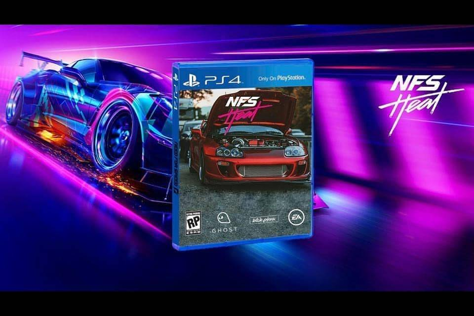 A very nice special edition of the Need for Speed game and the Candy Red Supra 😃🎮 They should do it like that 👍🏼 What do you mean?