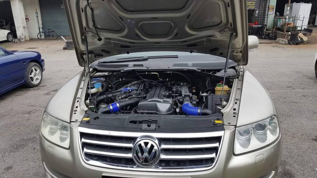 VW hat endlich die Abgas Probleme in den Griff bekommen 😂