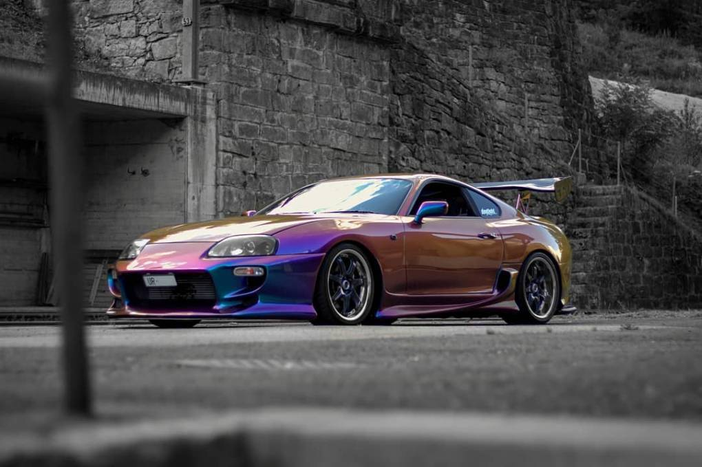 Happy new year Photo: @domsupra #sommertech #supragramm #supramkiv #supramk4 #supraowners #midnightpurple #veilside #volk #ridox #aprperformance #top_secret #flexfuel #hks #injectordynamics #naritadogfight #2step #swisscars #tigerstyle #mkiv #toyotasupra #toyota #2jz #loweredlifestyle #e85 #linkg4 #cleanstyle #deatschwerks #rays #carporn #boost