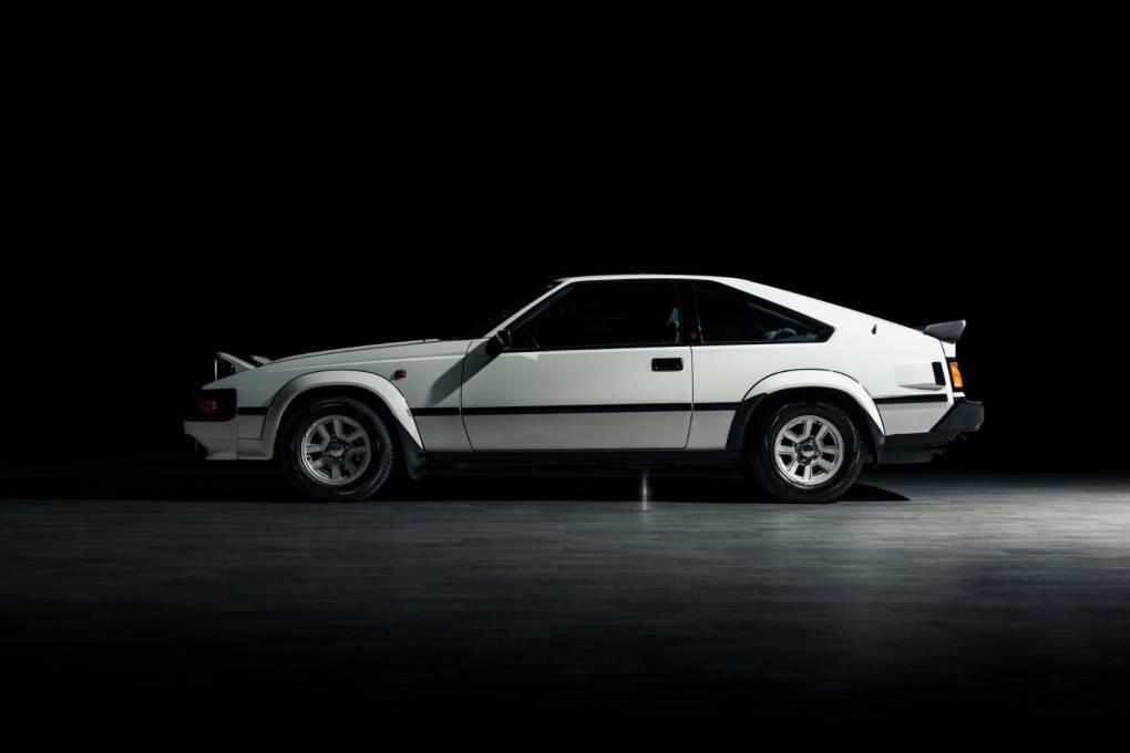 Foto von MK2 Toyota Supra MK2 - Aus unserem Generationsshooting