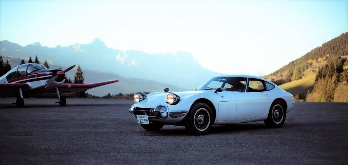Toyota Supra By Classics